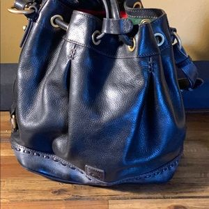 Dooney  and Bourke  Drawstring Handbag